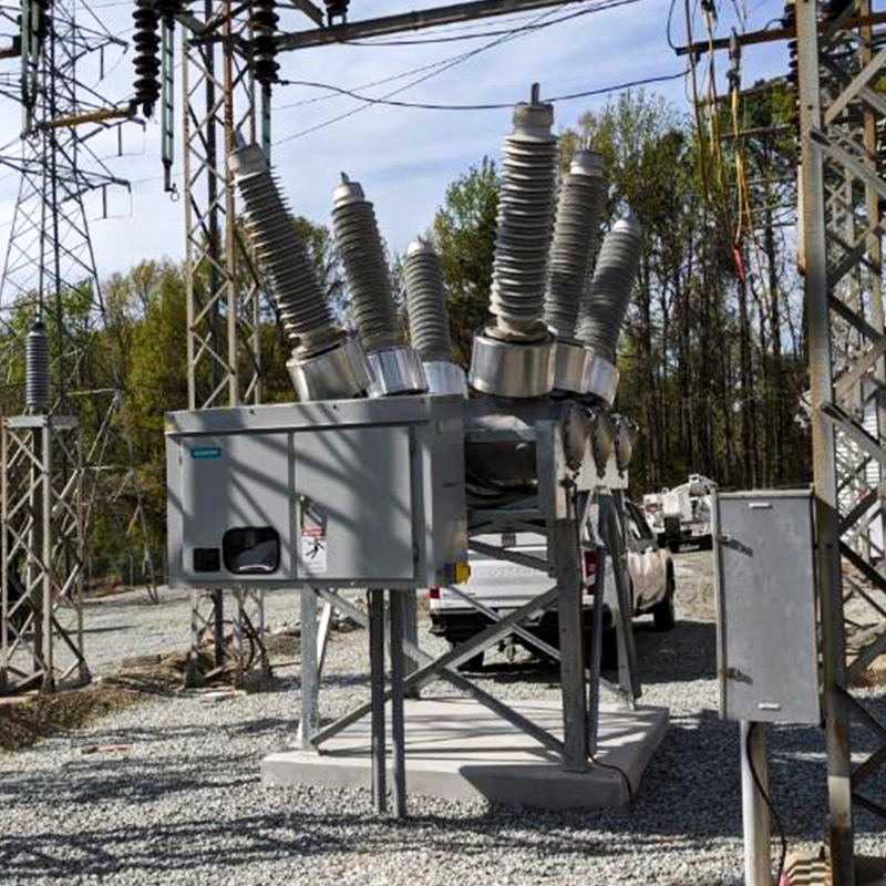 Power Substation Construction